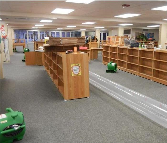 Elementary school emergency mitigation After