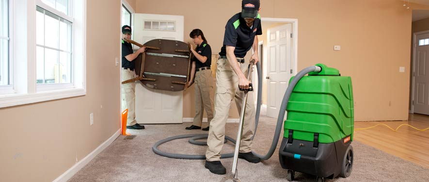 Romulus, MI residential restoration cleaning